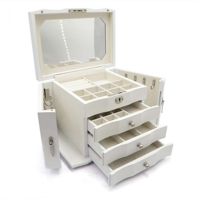 white-4-level-wooden-jewellery-box-2