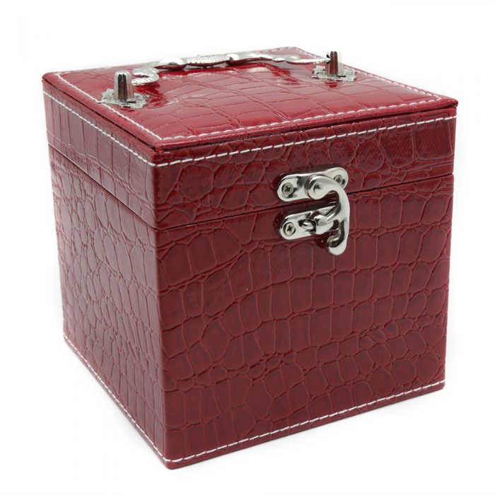 square-red-polished-crocodile-travel-jewellery-box-1