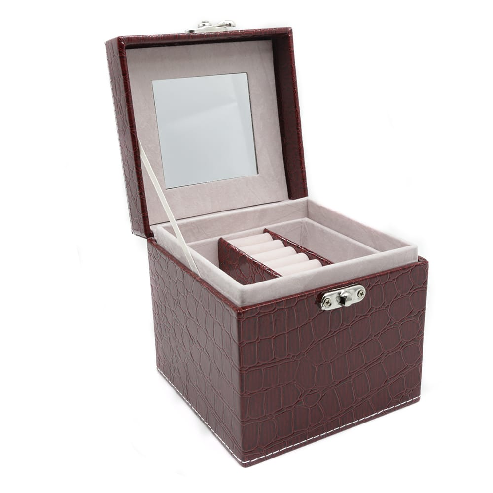 square-bordeaux-polished-crocodile-travel-jewellery-box-2