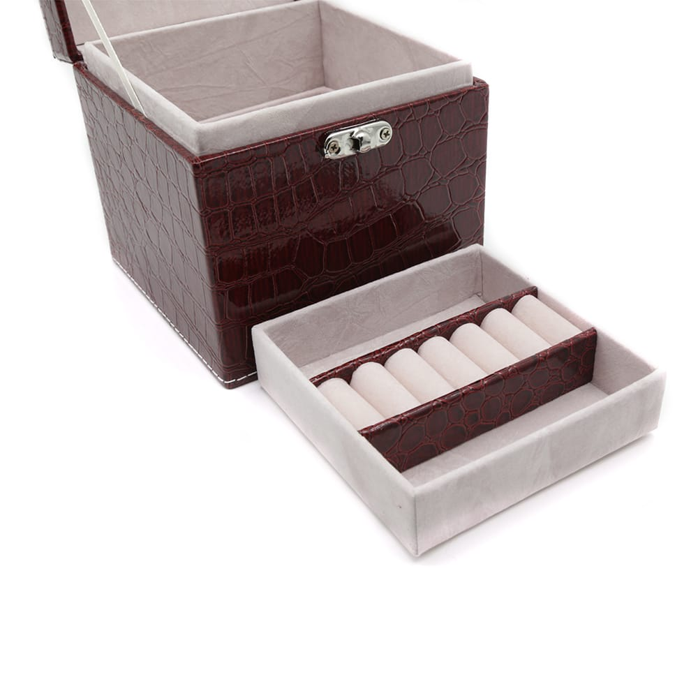 square-bordeaux-polished-crocodile-travel-jewellery-box-5