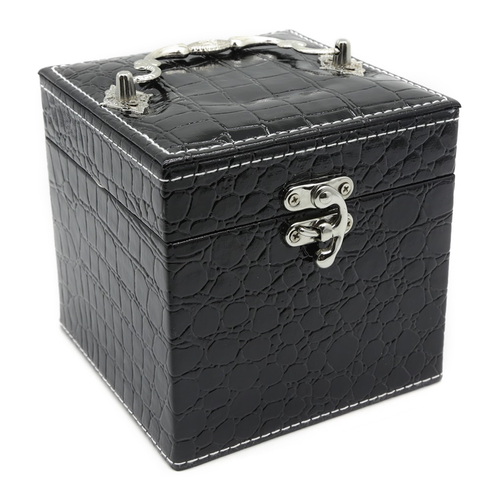 square-black-polished-crocodile-travel-jewellery-box-1
