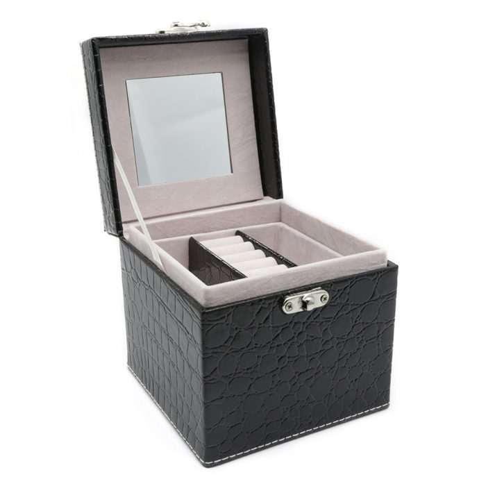 square-black-polished-crocodile-travel-jewellery-box-2