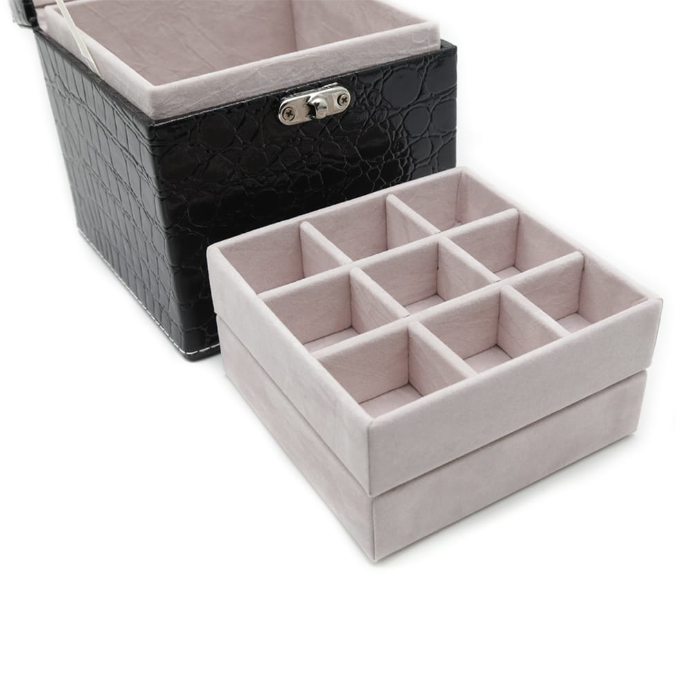 square-black-polished-crocodile-travel-jewellery-box-5