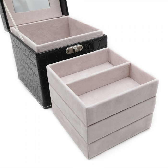 square-black-polished-crocodile-travel-jewellery-box-3