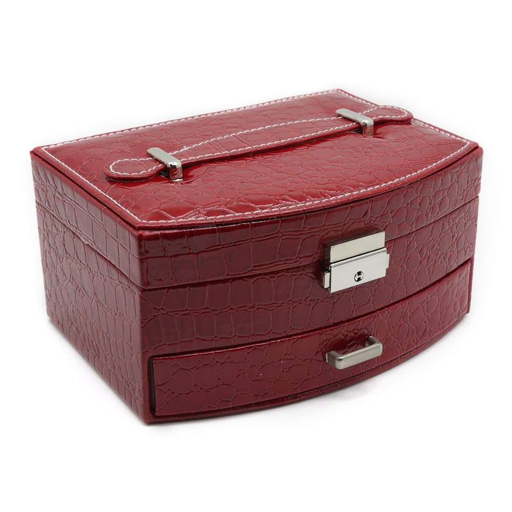 ruby-red-crocodile-jewellery-box-w-drawer-1