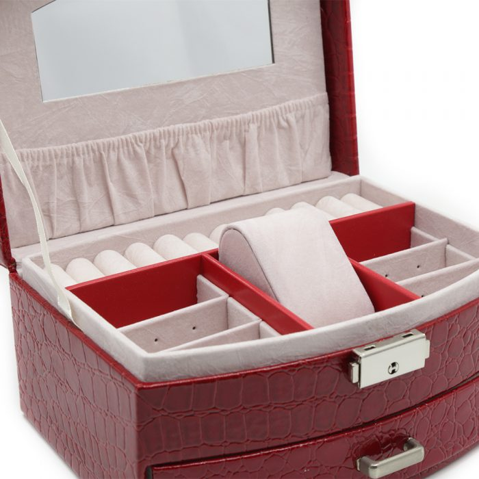 ruby-red-crocodile-jewellery-box-w-drawer-3