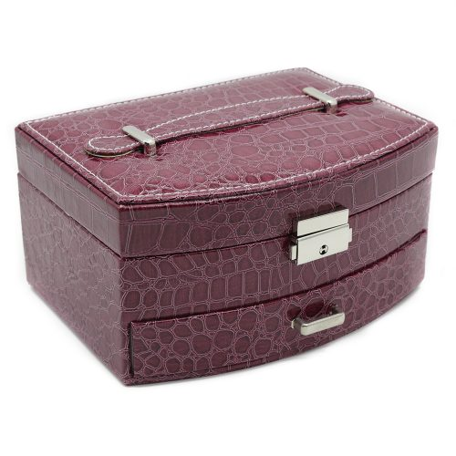 purple-crocodile-jewellery-box-w/-draw-1