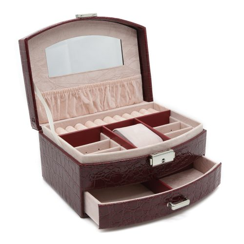 bordeaux-crocodile-jewellery-box-w/-draw-2