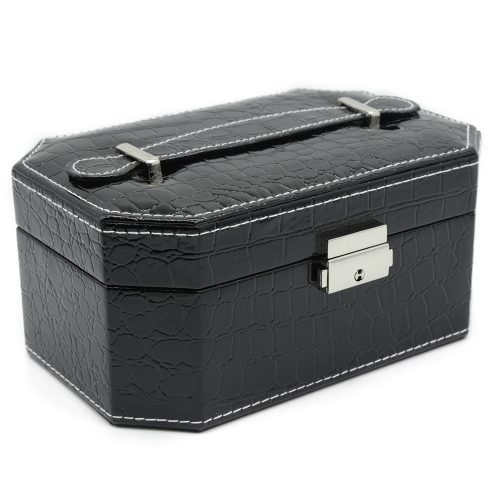 black-polished-crocodile-jewellery-box-1
