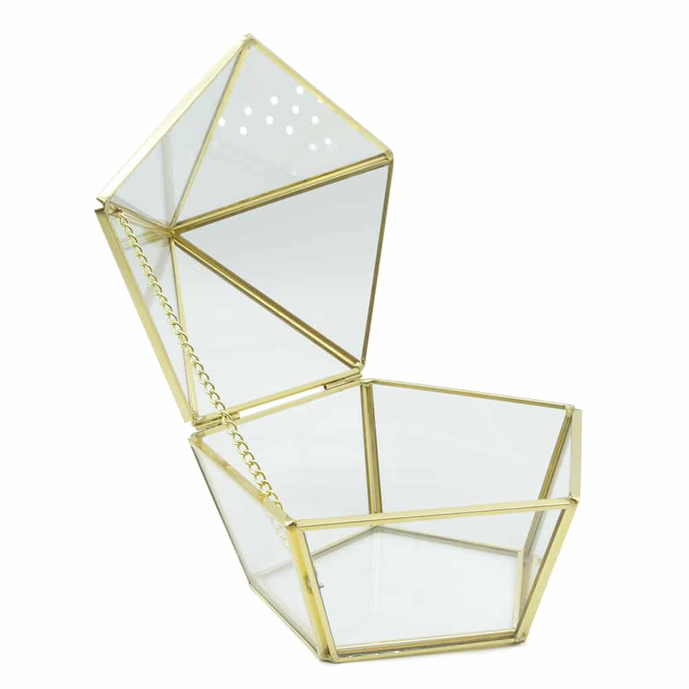 golden-glass-pentagon-jewellery-box-2